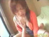 お金に困った美人若妻がAV出演!!中出しSEXで昇天!(無料AV動画)
