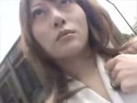 加藤あい似の激カワ娘をスカウトについて行って・・・(無料AV動画)