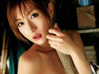 妖艶美形女優★寧々★我慢できずに在宅SEX♪(無料AV動画)