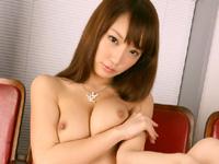 Max Cafe!くるみひなの2本同時フェラ♪(無料AV動画)[2]