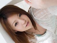 小泉梨菜ちゃんの丁寧なフェラで射精管理♪(無料AV動画)[1]