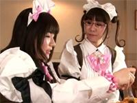 畑中パイン:ふたなりメイドカフェ物語 畑中パイン 早乙女ルイ[1]