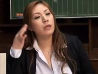 女上司がエロ熟女 川村あんな[2]