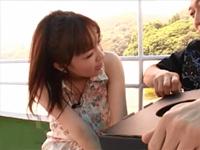羞恥!94cmHカップあのましろ杏が真夏の露出指令 Vol.2 [1]