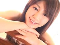 お嬢様系天然美乳M女優 白石麻梨子のお上品な顔立ち![無料動画][1]