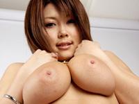 蜜井とわの超爆乳Jカップ103cm...これは凄い☆[2]