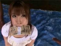 セックス中に落とさなかったら100万円 橘ひなた[1]