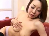若い男の肉棒に溺れる淫欲セレブ妻 藤咲沙耶[5]