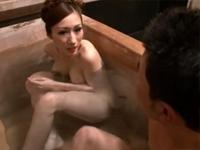 湯けむり近親相姦 母子入浴交尾 JULIA[3]