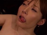 美しいOLの下品なガニ股SEX 芦名未帆(稲森しほり)[4]