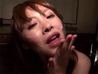 巨乳M秘書のザーメンおねだり 杉崎りか[4]
