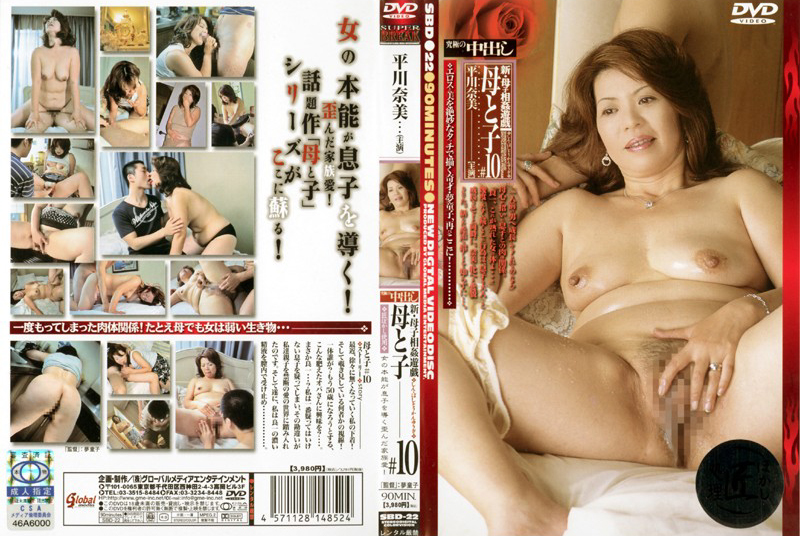 平川奈美:新・母子相姦遊戯 母と子 #10 平川奈美
